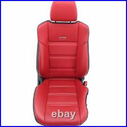 Seat front right Mercedes 218 CLS 63 AMG 02.11- 987 DESIGNO red