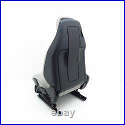 Seat front right Mercedes Benz E-CLASS Coupe C207 01.09- leathersitz