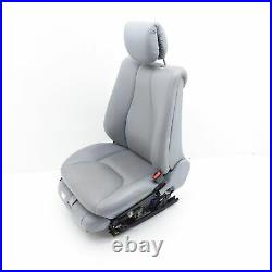 Seat front right Mercedes S-Class W220 ventilation Nappa Degree 518