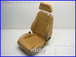 Seat links Fahrersitz Leder Ferrari 348 TS 08.90