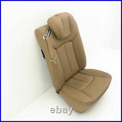 Seat rear right Maybach 57 Backsitz Havannabeige