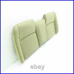 Sitzlehne hinten Jaguar XK X150 Rücksitzbank 6W83-C60509-AC caramel