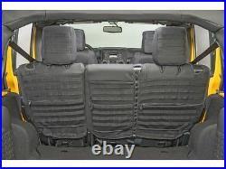 Smittybilt G. E. A. R. Rear Custom Fit Seat Cover 08-12 Jeep Wrangler JKU 56646501
