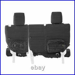 Smittybilt G. E. A. R. Rear Custom Fit Seat Cover 13-18 Jeep Wrangler JKU 56647901