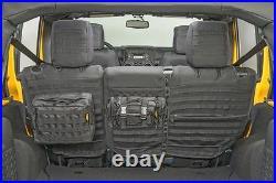 Smittybilt G. E. A. R. Rear Custom Fit Seat Cover 2007 Jeep Wrangler JKU 56647901