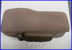 Toyota Tacoma CENTER CONSOLE with ARMREST BENCH SEAT 60/40 TAN CLOTH 01-04