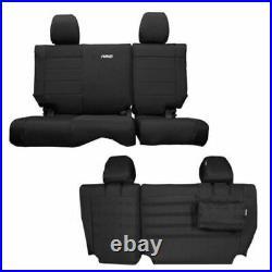 Trek Armor JKSC1112R4BB Bartact Supreme Rear Split Bench Seat Cover NEW