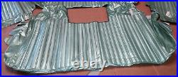 Vintage 65-70 Chevy Olds Pontiac Buick 2dr STUNNING upholstery seat cover set