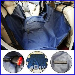 Waterproof Car Seat Cover Dog Hammock for Pets SUV Van Truck Patio Bench Pad