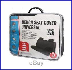 West Coast Auto Universal Baja Saddle Blanket Bench Full Size Seat Cover Fits
